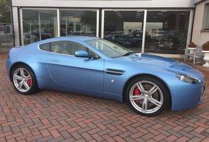 2008 Aston Martin Vantage 4.7 V8 420 Coupe For Sale