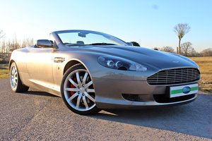 2006 Aston Martin DB9 Convertible  For Sale