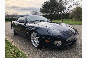 2003 Aston Martin DB7 Vantage Volante =Blue 15k miles $39.9  For Sale