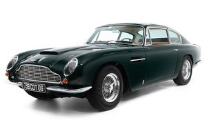 1967 Aston Martin DB6  = Go Green(~)Tan driver AC $379.5k For Sale