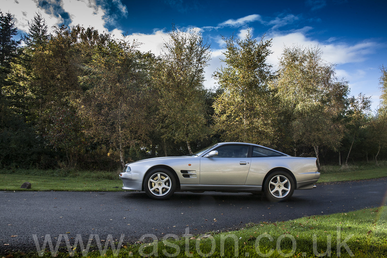 1997 Aston Martin V8 Coupe For Sale (picture 3 of 6)