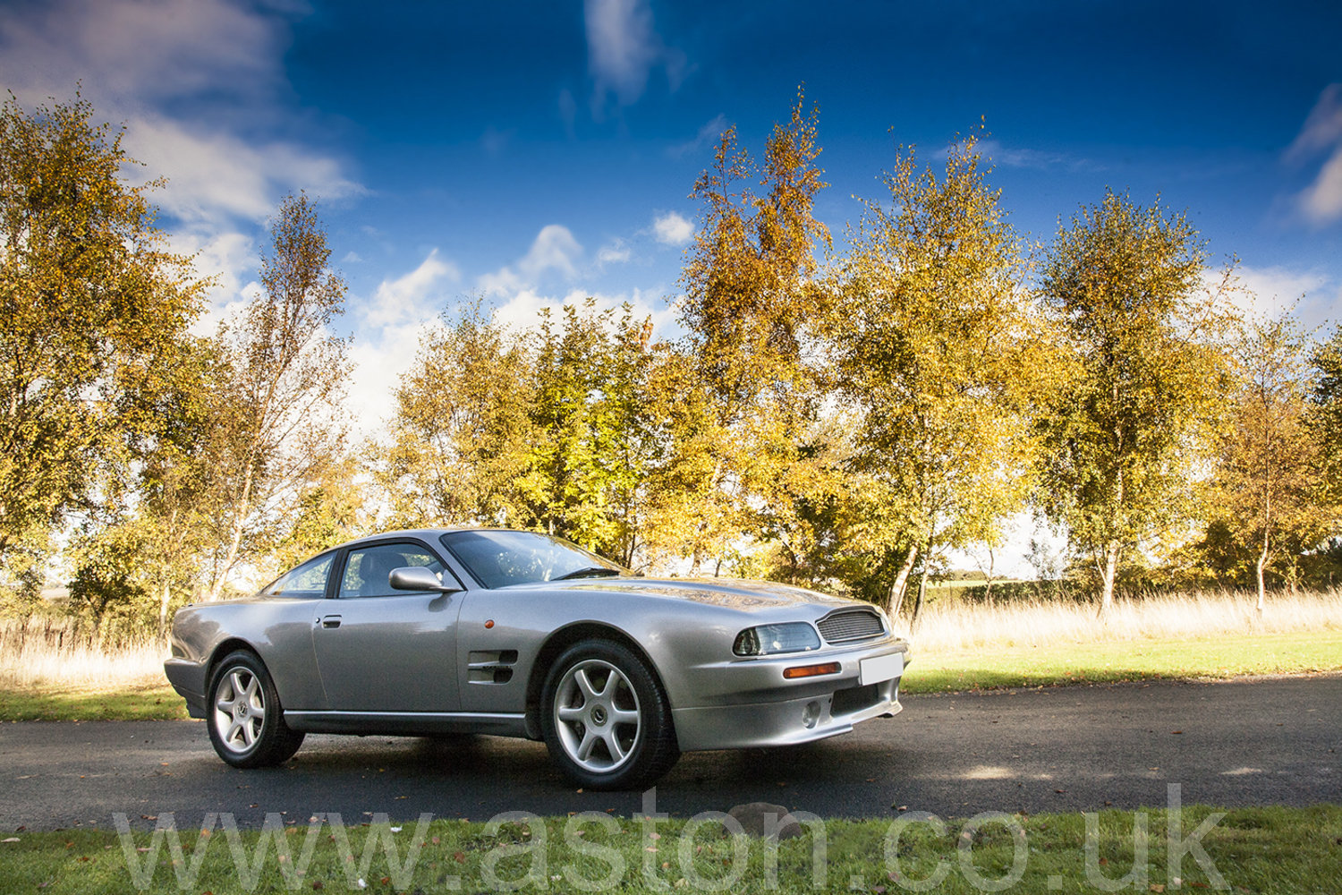1997 Aston Martin V8 Coupe For Sale (picture 6 of 6)
