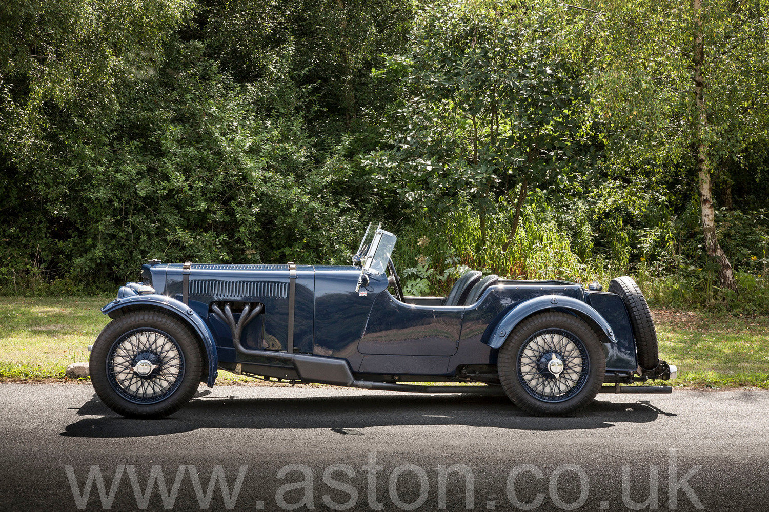 1935 Aston Martin Tourer 1 1/2 Litre SOLD (picture 4 of 6)