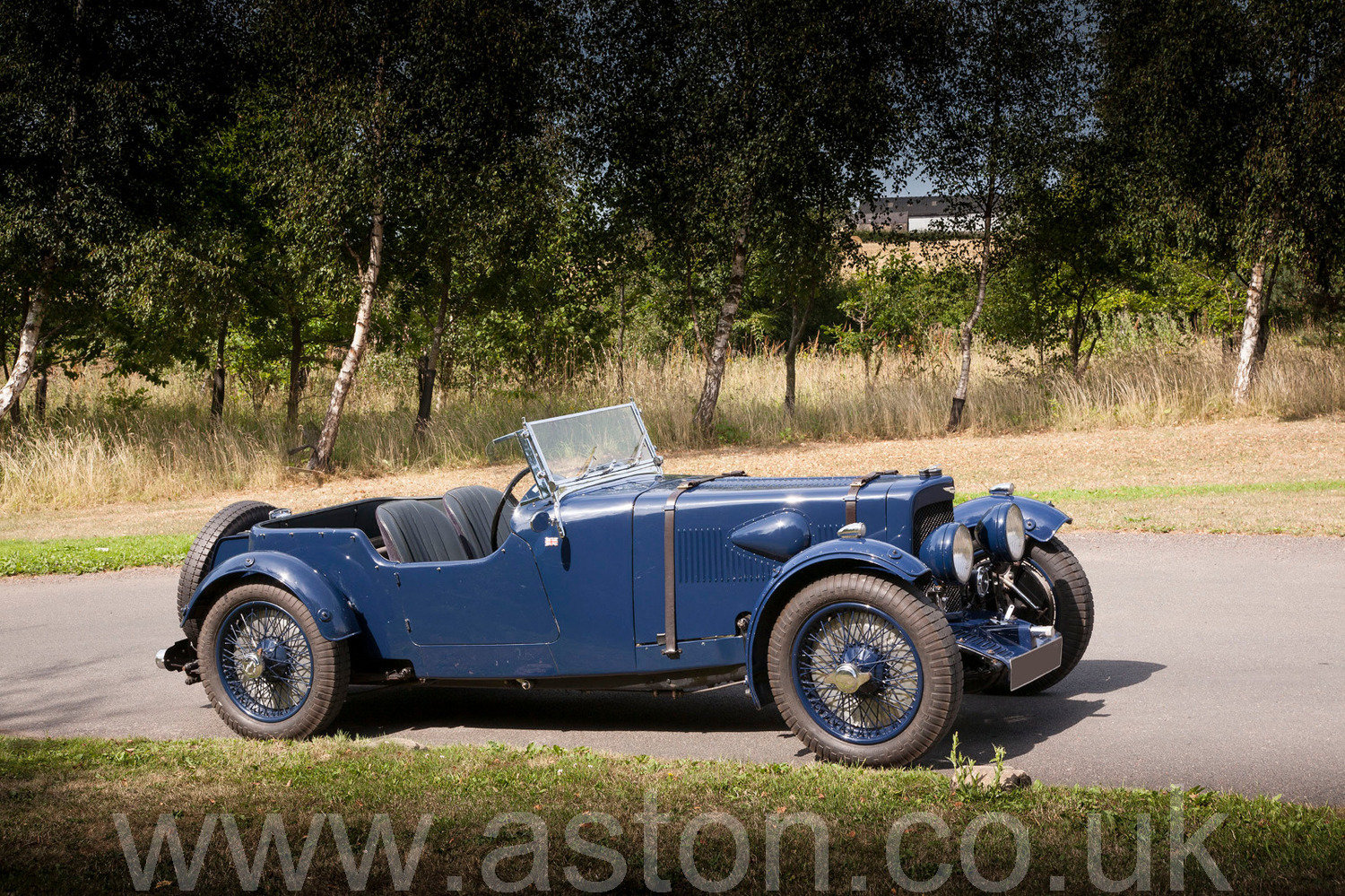 1935 Aston Martin Tourer 1 1/2 Litre SOLD (picture 6 of 6)
