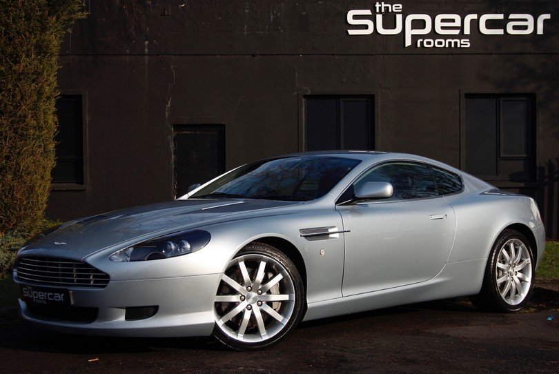 Aston Martin DB9 - 53K Miles - 2005  For Sale (picture 1 of 6)