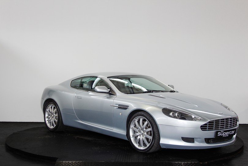 Aston Martin DB9 - 53K Miles - 2005  For Sale (picture 2 of 6)
