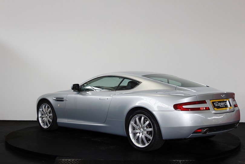 Aston Martin DB9 - 53K Miles - 2005  For Sale (picture 4 of 6)