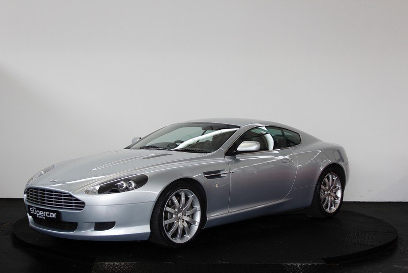 Aston Martin DB9 - 53K Miles - 2005  For Sale (picture 5 of 6)