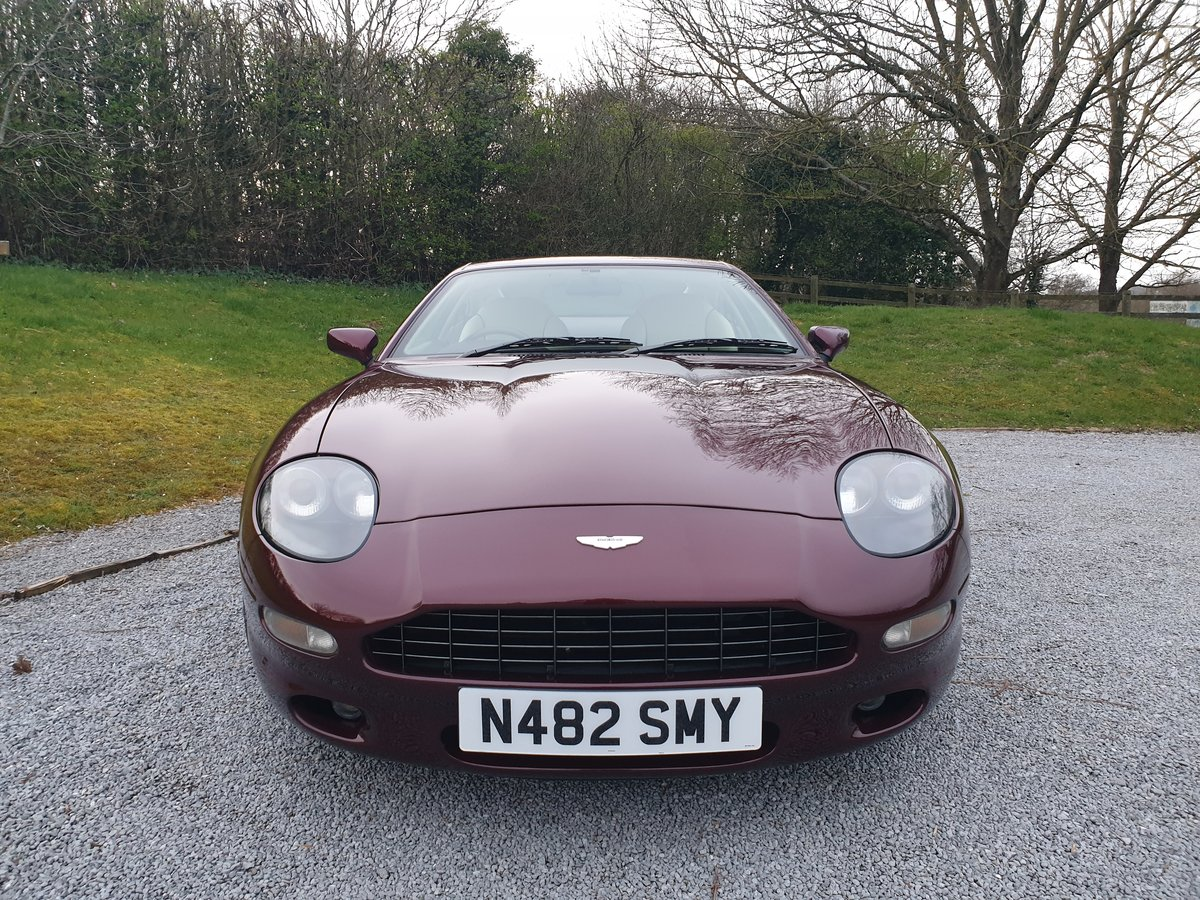1995 Aston Martin Straight Six Supercharged Manual  For Sale (picture 2 of 6)