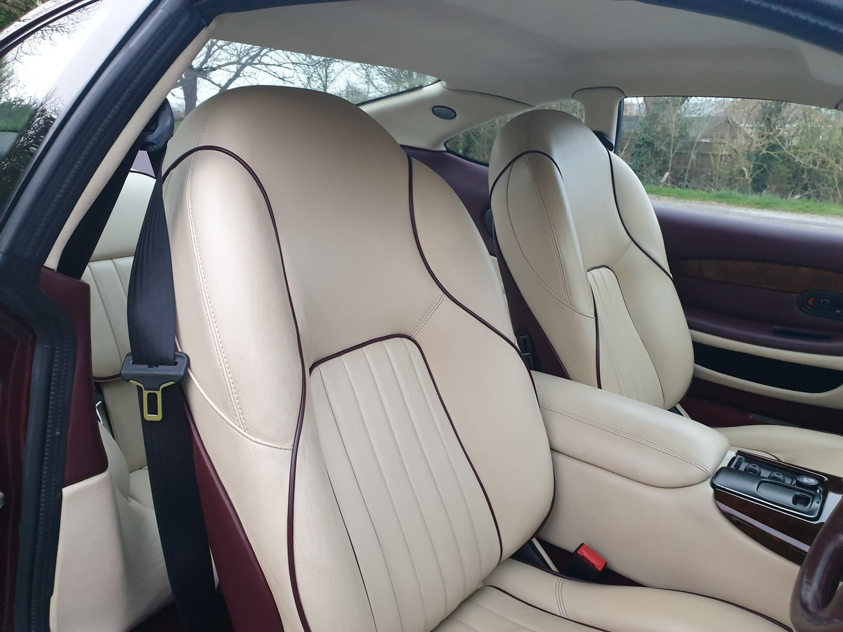 1995 Aston Martin Straight Six Supercharged Manual  For Sale (picture 5 of 6)