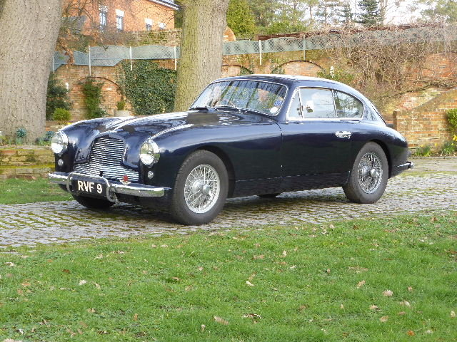 1954 Aston Martin DB2/4 For Sale (picture 1 of 6)