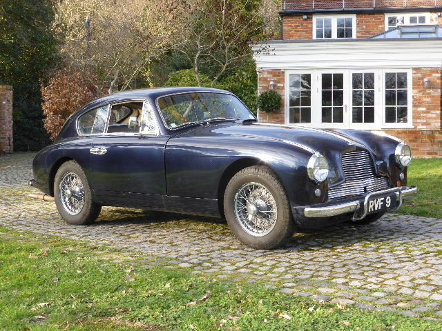 1954 Aston Martin DB2/4 For Sale (picture 2 of 6)