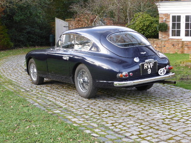1954 Aston Martin DB2/4 For Sale (picture 3 of 6)