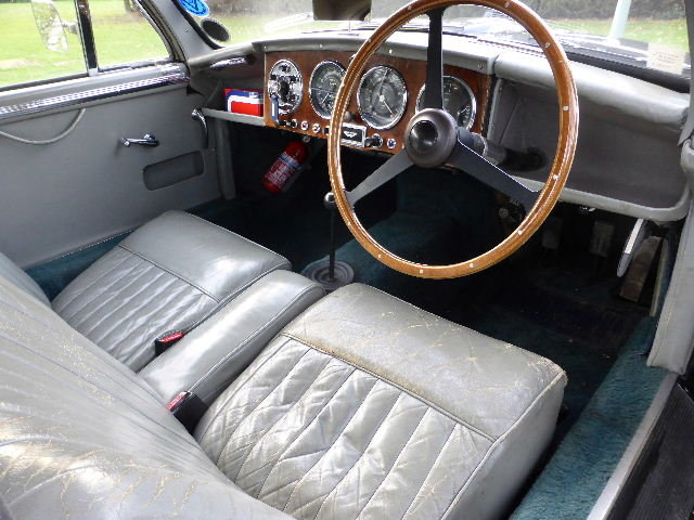 1954 Aston Martin DB2/4 For Sale (picture 4 of 6)