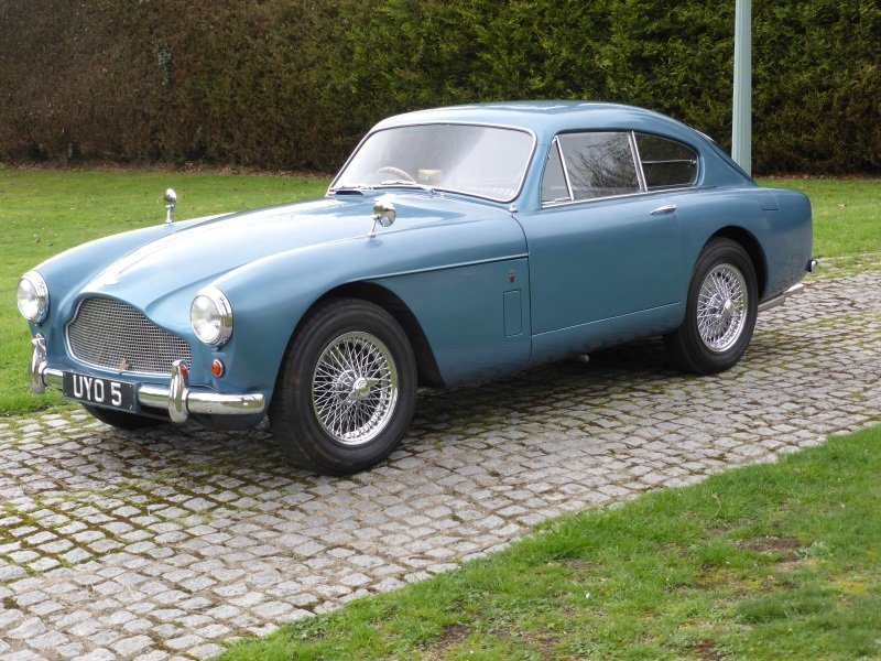 1958 Aston Martin DB MkIII For Sale (picture 1 of 6)