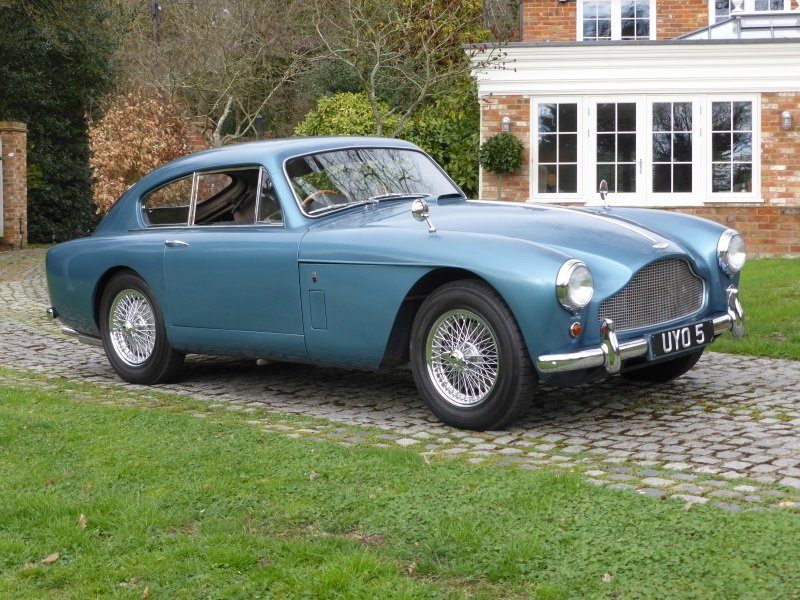 1958 Aston Martin DB MkIII For Sale (picture 2 of 6)