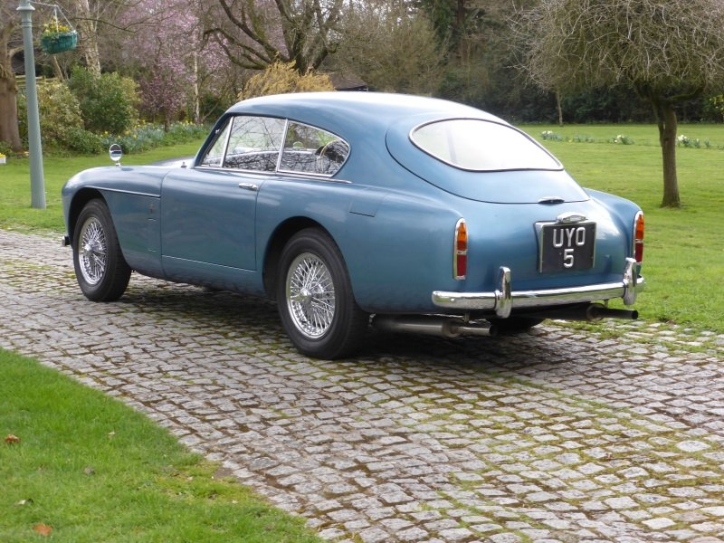 1958 Aston Martin DB MkIII For Sale (picture 3 of 6)
