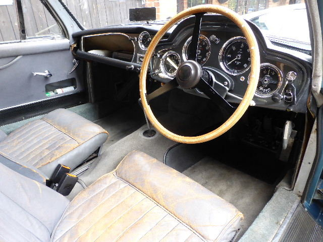 1958 Aston Martin DB MkIII For Sale (picture 5 of 6)