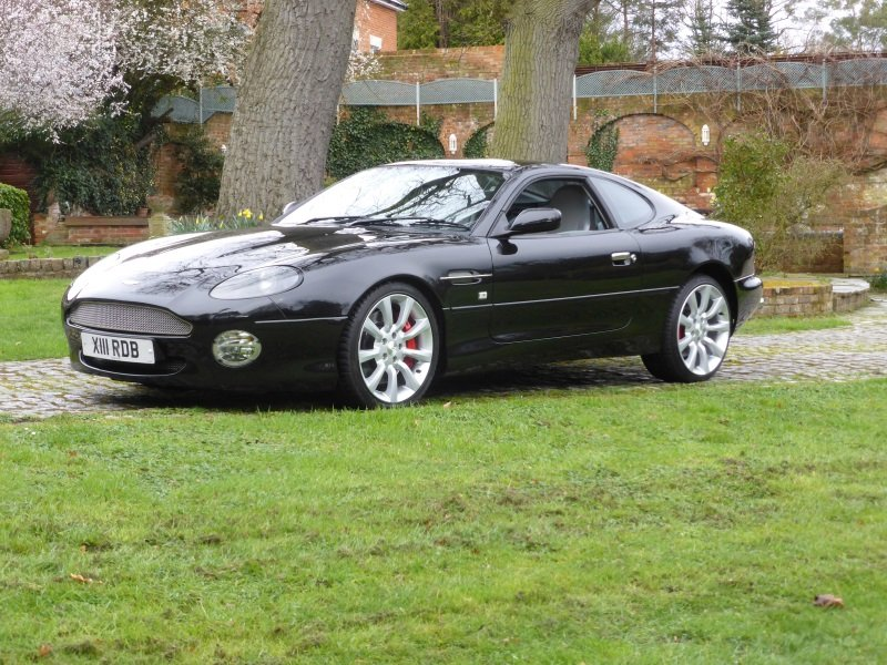 2003 Aston Martin DB7 Vantage For Sale (picture 1 of 6)
