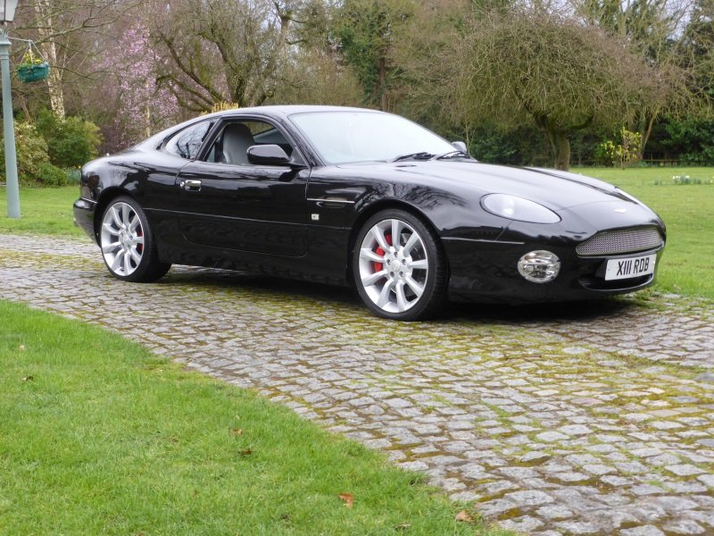 2003 Aston Martin DB7 Vantage For Sale (picture 2 of 6)