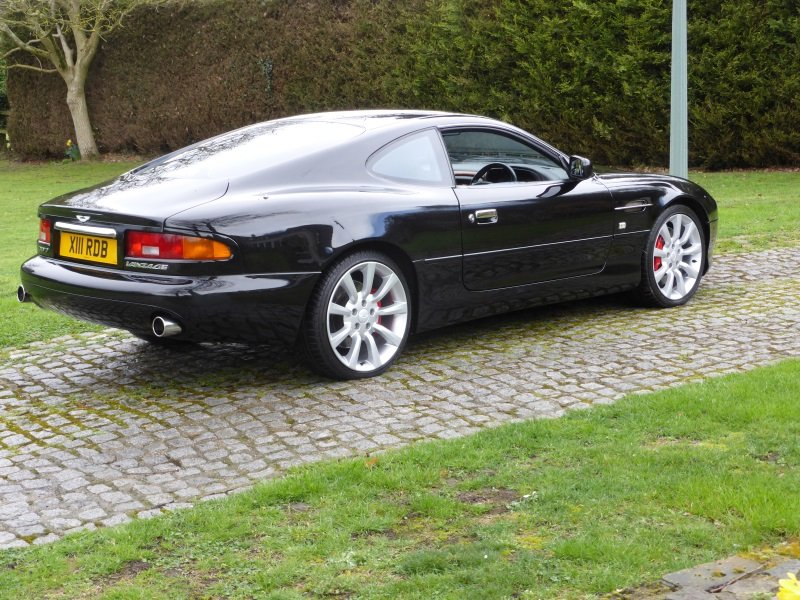 2003 Aston Martin DB7 Vantage For Sale (picture 3 of 6)