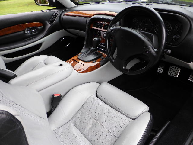 2003 Aston Martin DB7 Vantage For Sale (picture 4 of 6)