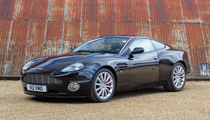 2003 ASTON MARTIN VANQUISH V12 For Sale