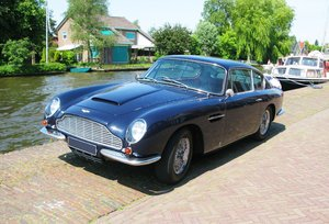 1967 Aston Martin DB6: 02 Apr 2019 For Sale by Auction