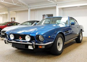 1987 ASTON MARTIN V8 EFi COUPE FOR SALE ** ONE OWNER **