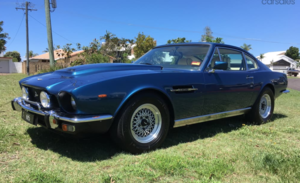1985 Aston Martin V8 Auto