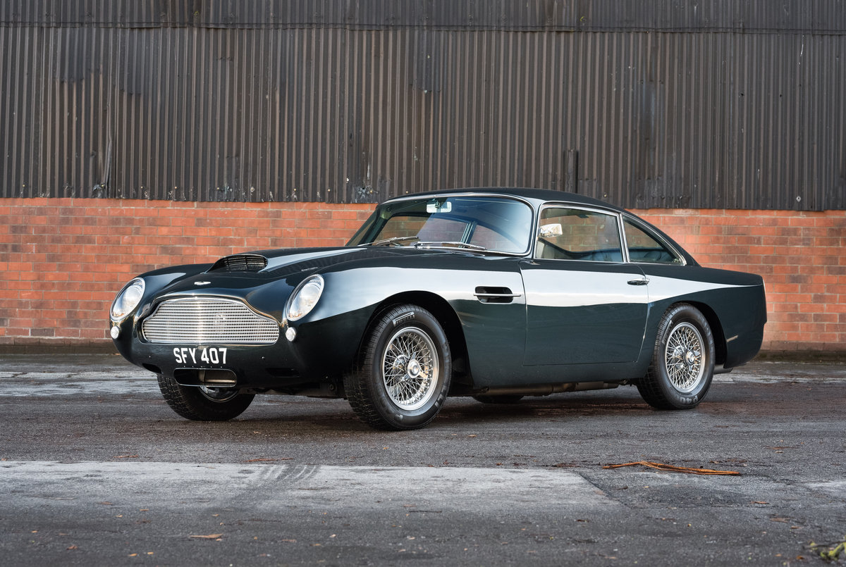 1960 Aston Martin DB4 Series I For Sale (picture 1 of 6)