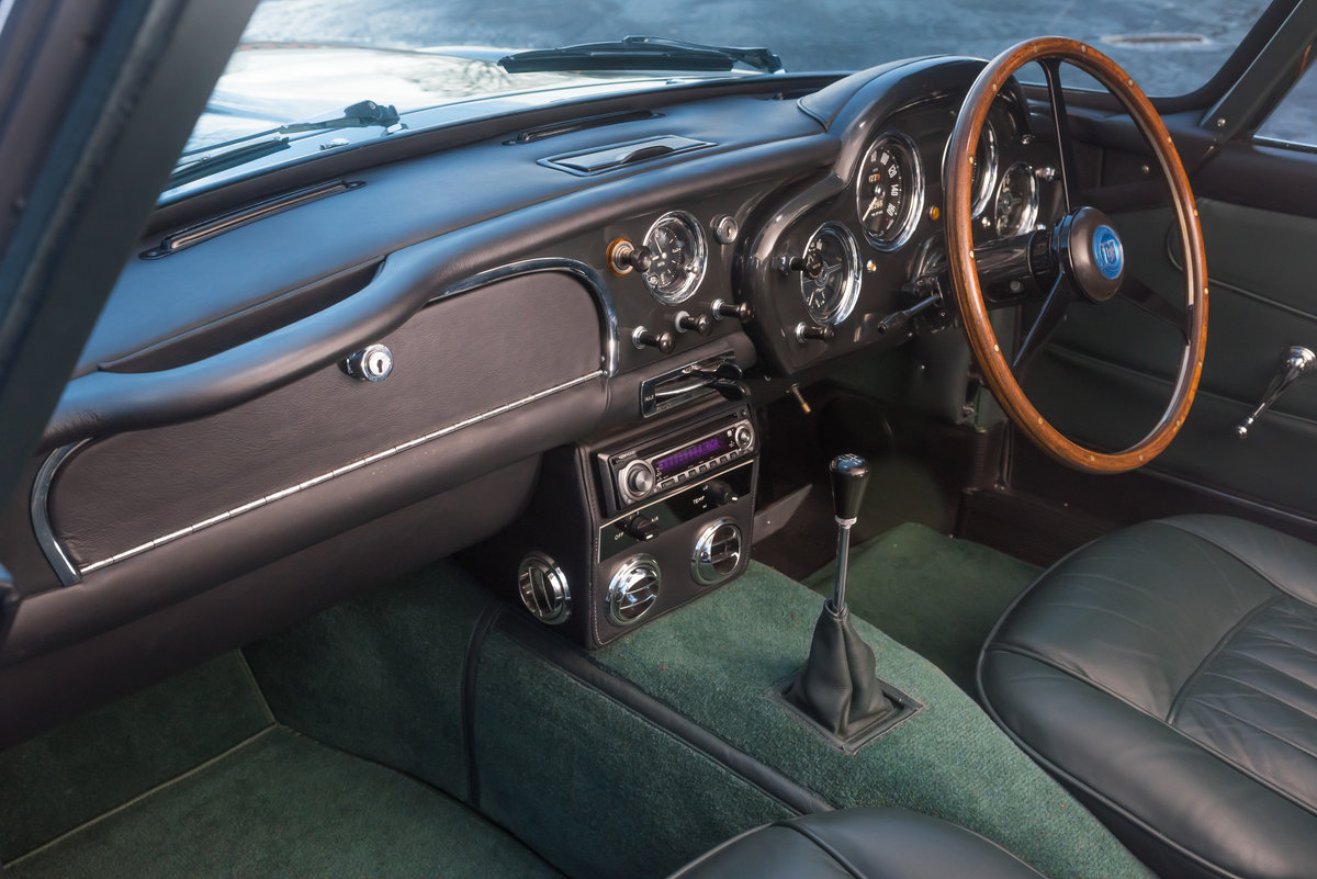 1960 Aston Martin DB4 Series I For Sale (picture 6 of 6)