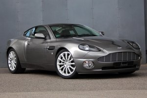 2003 Aston Martin Vanquish LHD For Sale