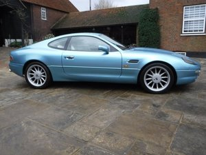 1995 Aston Martin DB7 Coupe For Sale by Auction