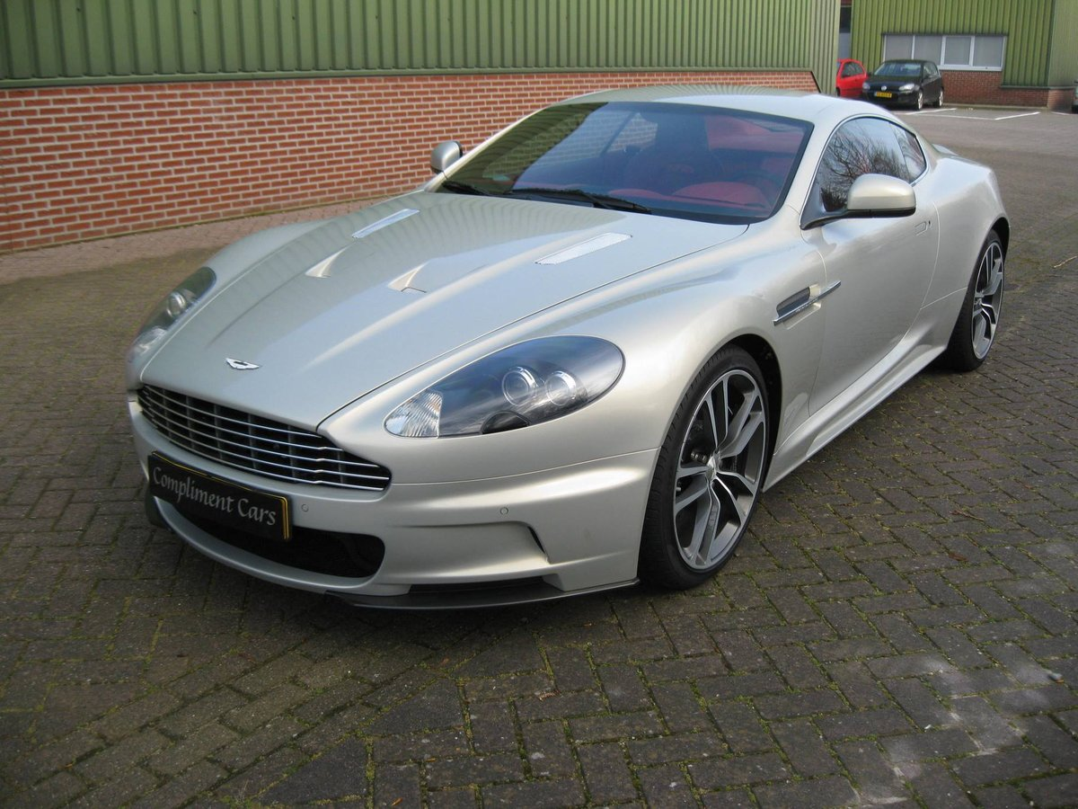 2011 Aston Marin DBS  € 129.900,-- For Sale (picture 5 of 6)