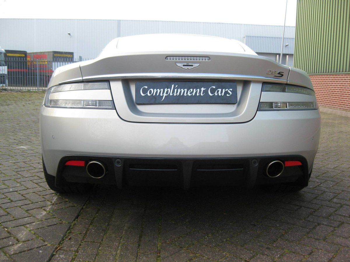 2011 Aston Marin DBS  € 129.900,-- For Sale (picture 6 of 6)