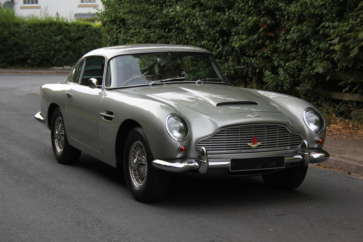 1964 Aston Martin DB5  Matching No's,fresh from 4.2 spec rebuild  For Sale (picture 1 of 12)