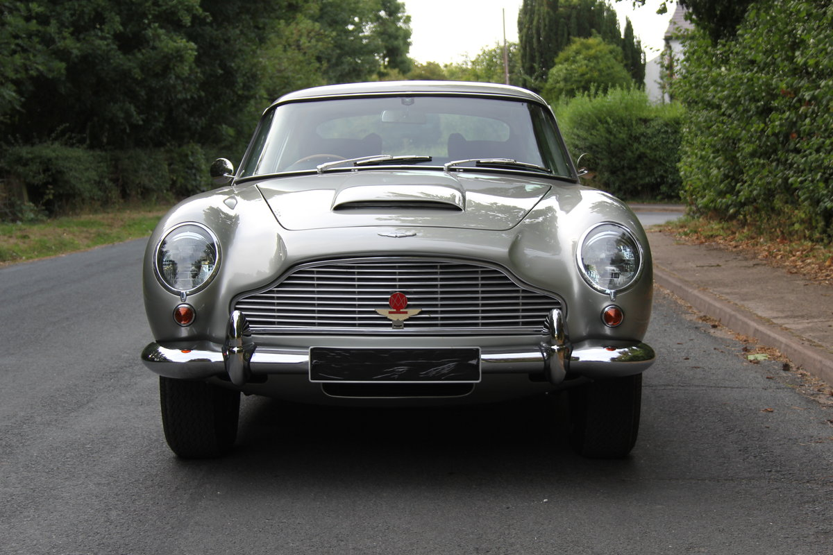 1964 Aston Martin DB5  Matching No's,fresh from 4.2 spec rebuild  For Sale (picture 2 of 12)