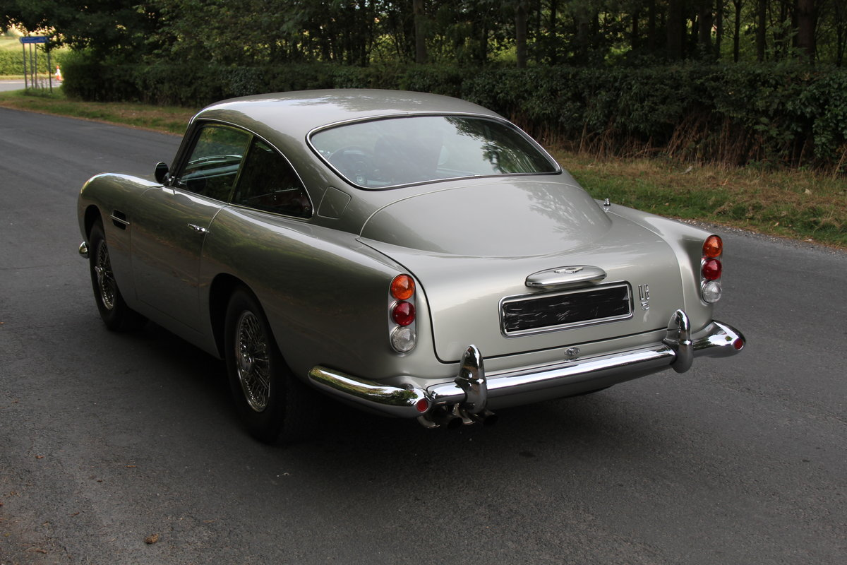 1964 Aston Martin DB5  Matching No's,fresh from 4.2 spec rebuild  For Sale (picture 6 of 12)