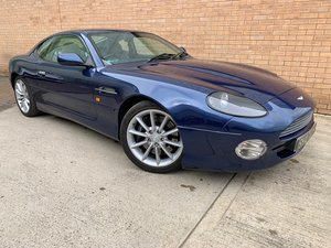 2001 DB7 V12 VANTAGE COUPE MANUAL For Sale