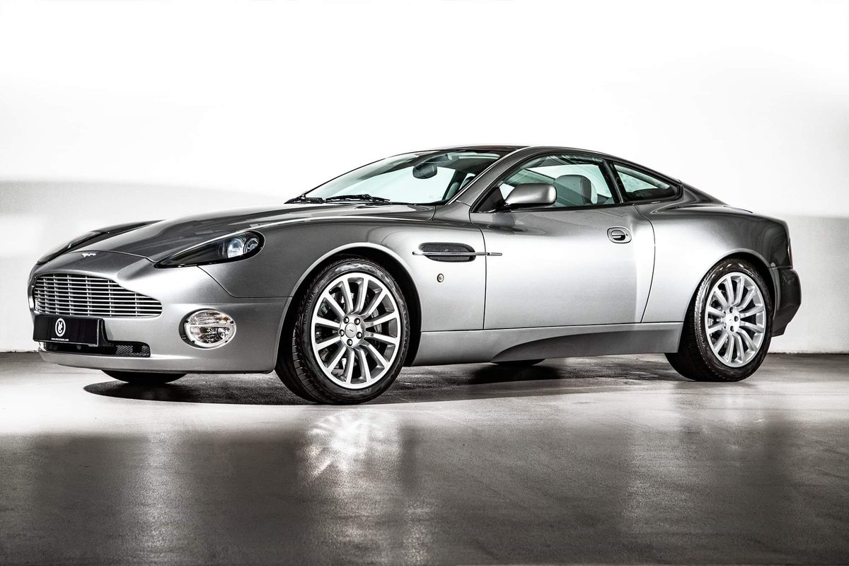 2002 Aston Martin Vanquish Ultra Low Miles LHD  For Sale (picture 1 of 24)