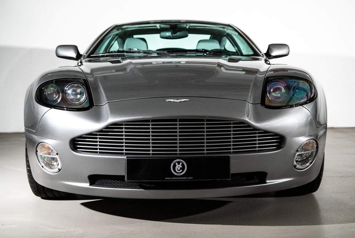 2002 Aston Martin Vanquish Ultra Low Miles LHD  For Sale (picture 3 of 24)