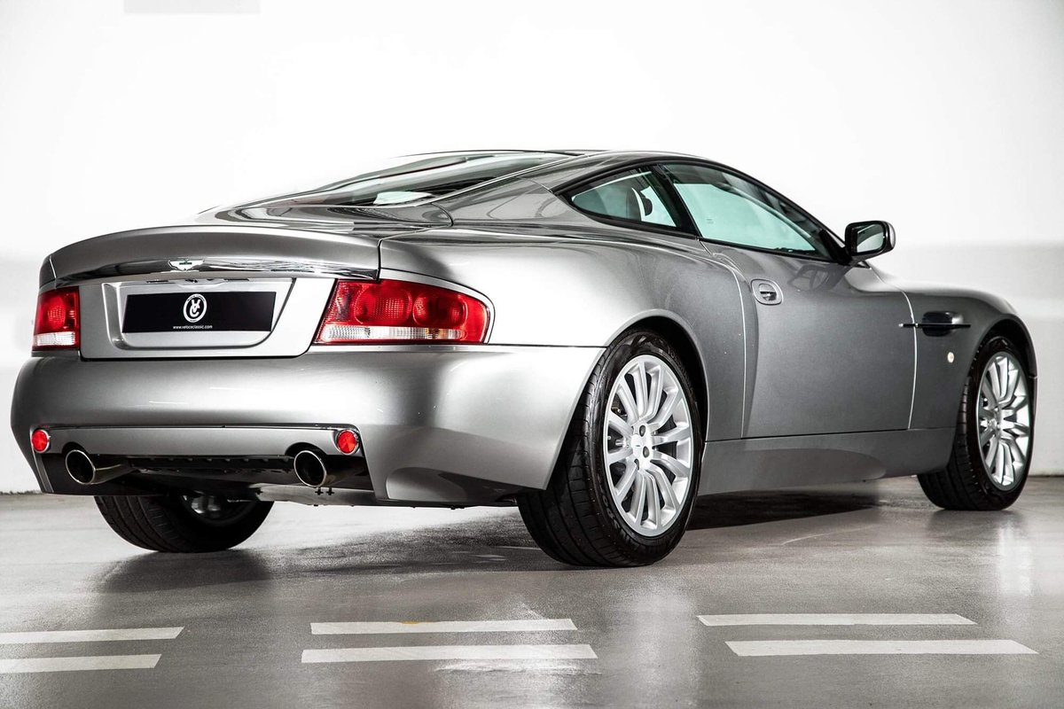 2002 Aston Martin Vanquish Ultra Low Miles LHD  For Sale (picture 4 of 24)