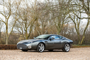 2004 Aston Martin DB7 Zagato For Sale