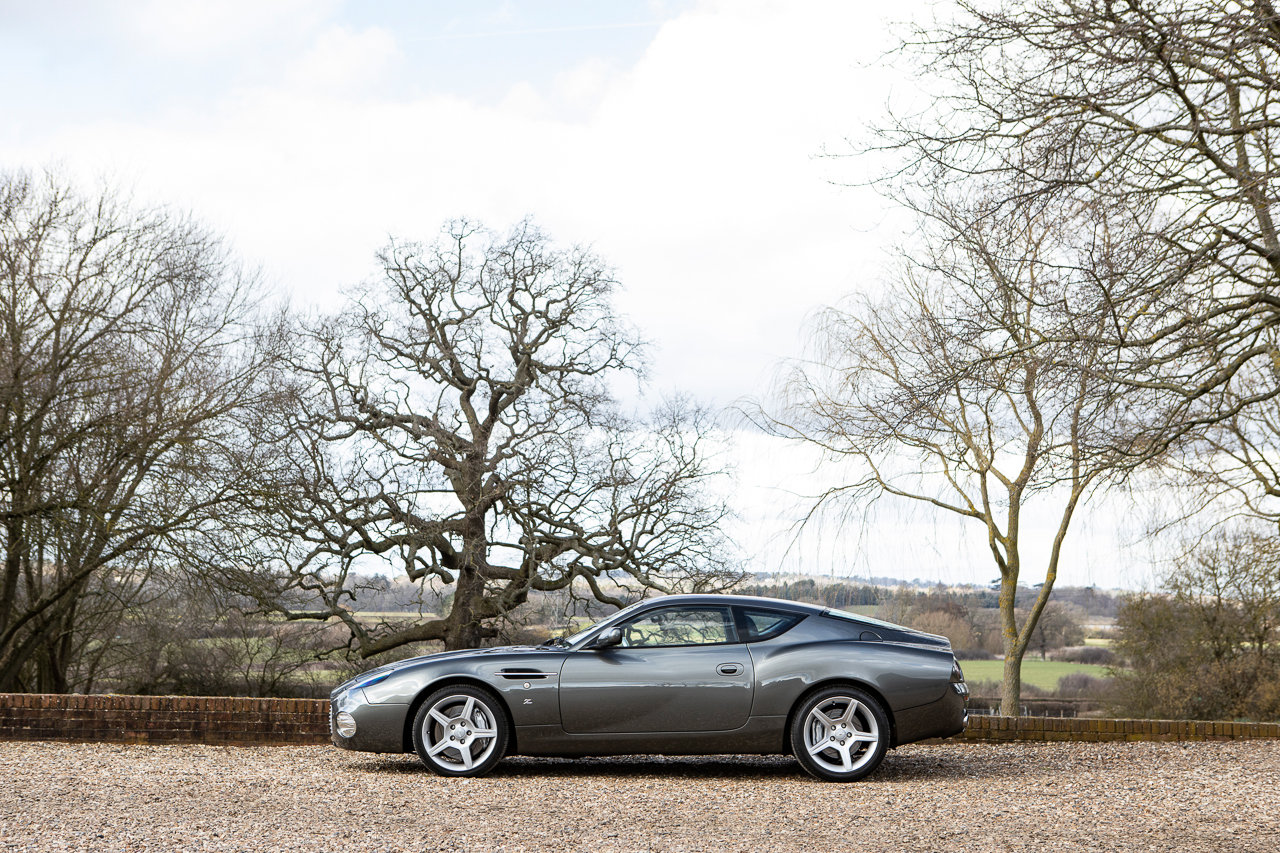 2004 Aston Martin DB7 Zagato For Sale (picture 2 of 6)