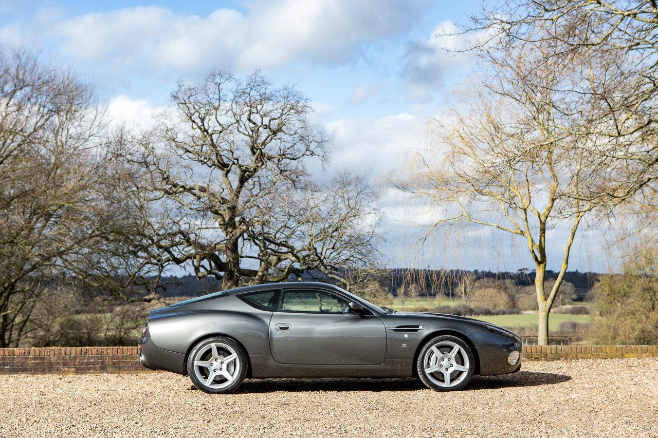2004 Aston Martin DB7 Zagato For Sale (picture 3 of 6)