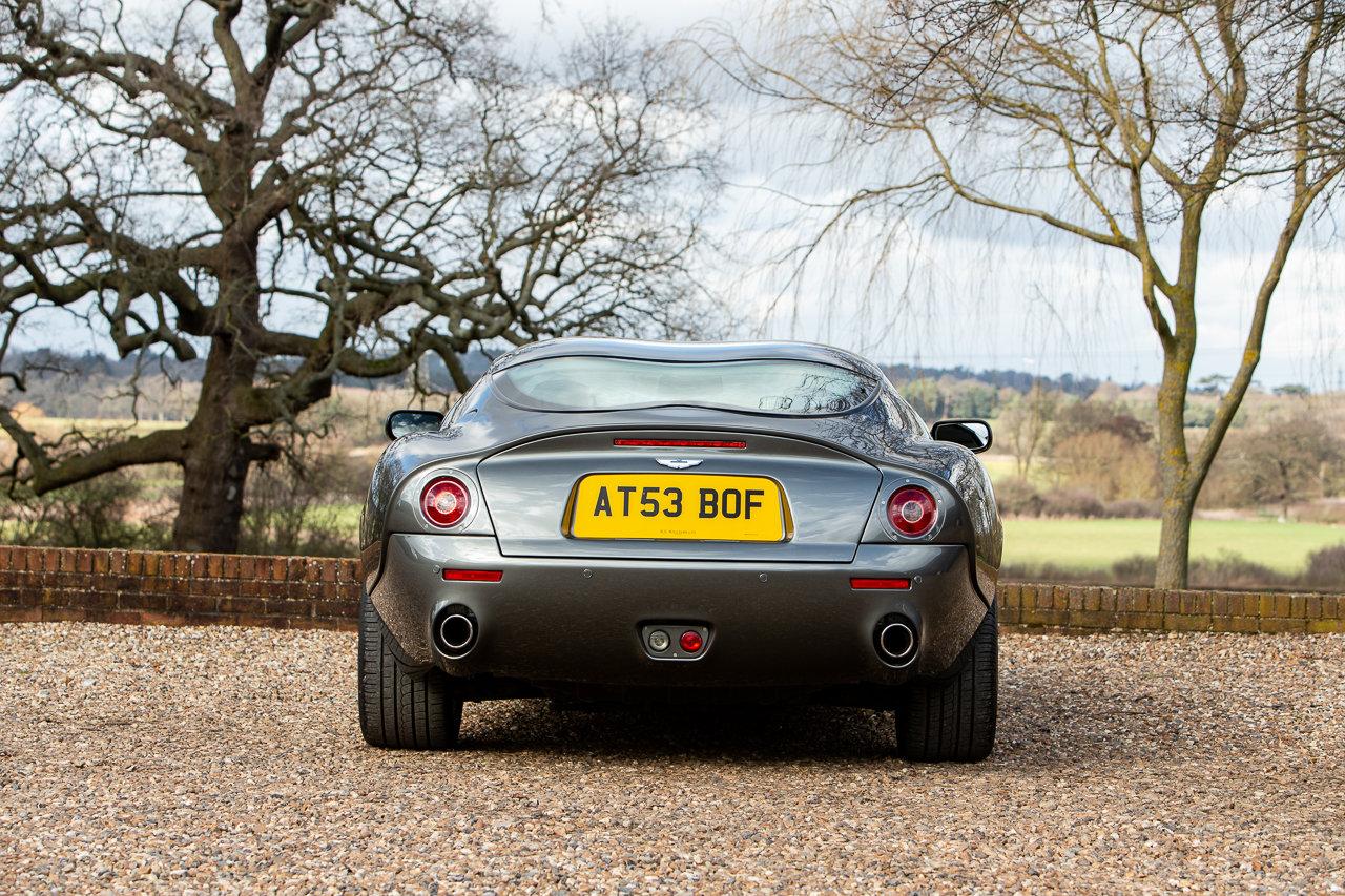 2004 Aston Martin DB7 Zagato For Sale (picture 4 of 6)