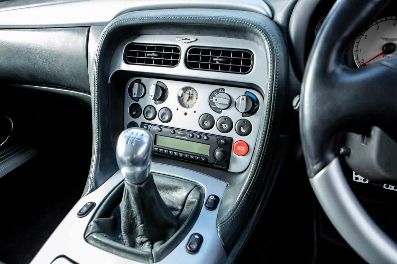 2004 Aston Martin DB7 Zagato For Sale (picture 5 of 6)