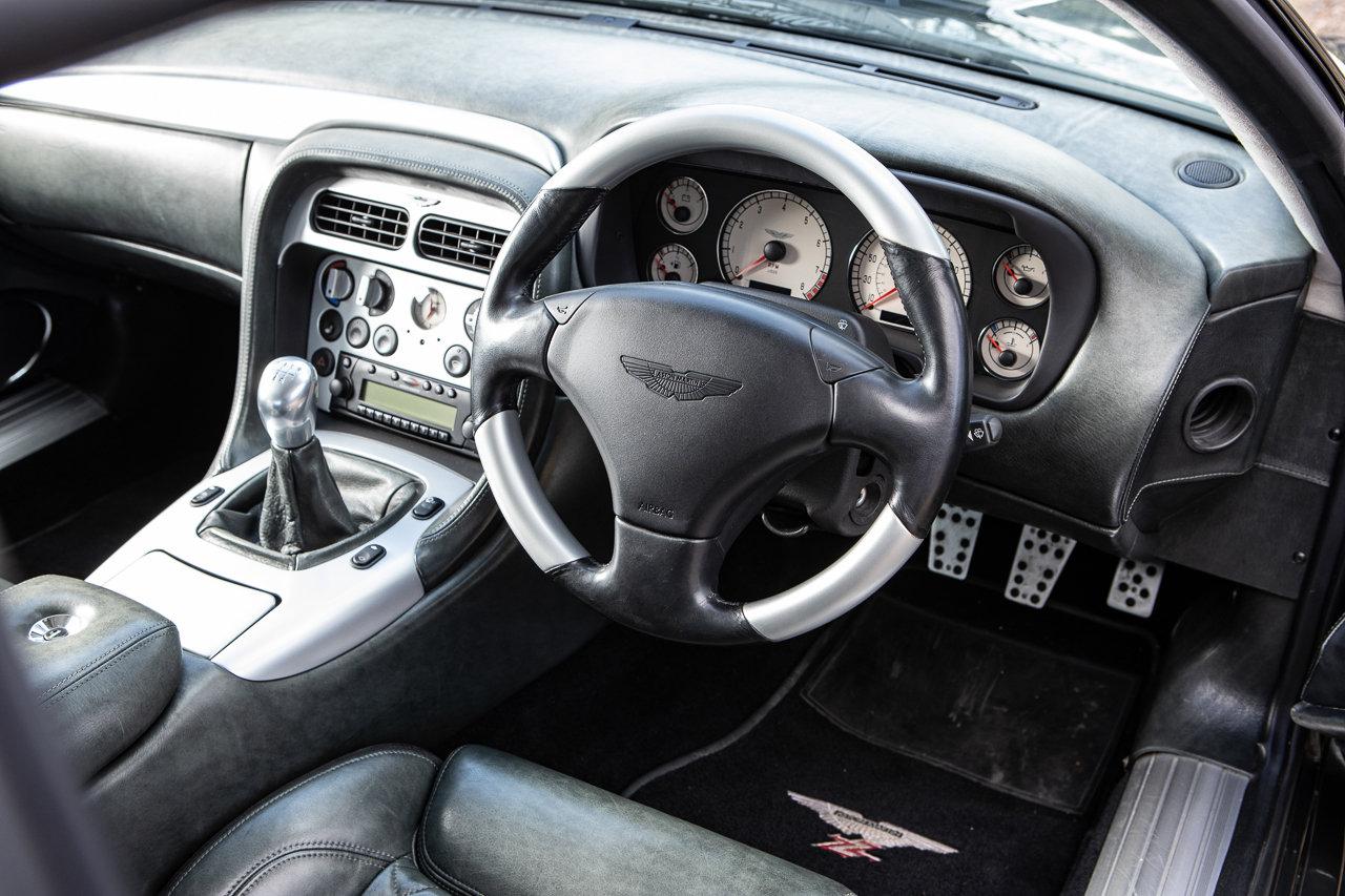 2004 Aston Martin DB7 Zagato For Sale (picture 6 of 6)