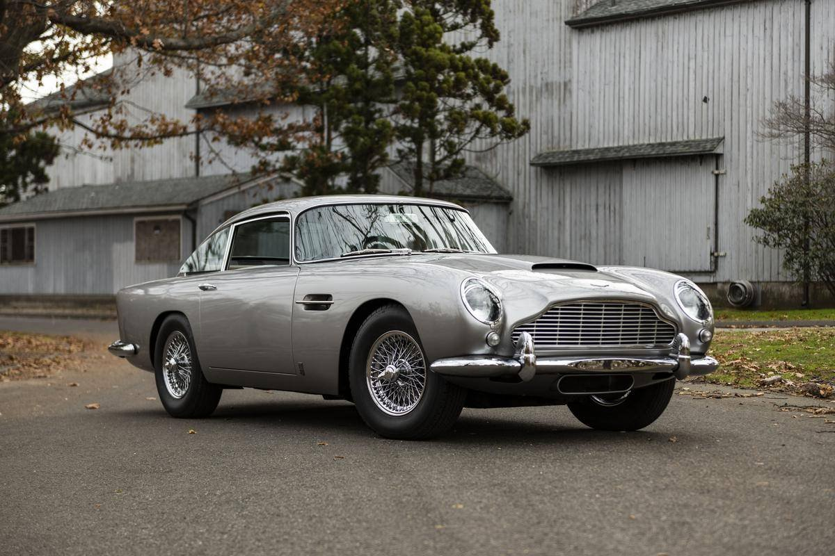 1954 restored aston martin db5 for sale | car and classic